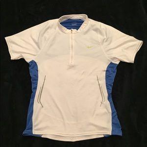 NIKE Cycling/Running Jersey Shirt 1/4 Zip